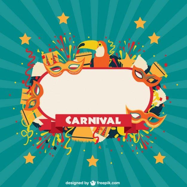 Frame Carnaval