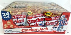 Cracker Jacks Bags Caramel Popcorn Peanuts Toys and Prizes Bulk Peanut Candy   eBay