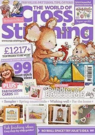 Die 220 besten Bilder zu Cross stitch magazines auf Pinterest ...