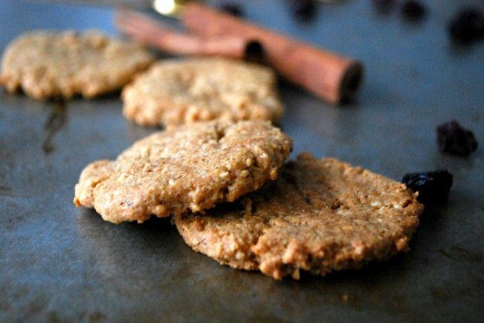 Cookies à la pepparkaka