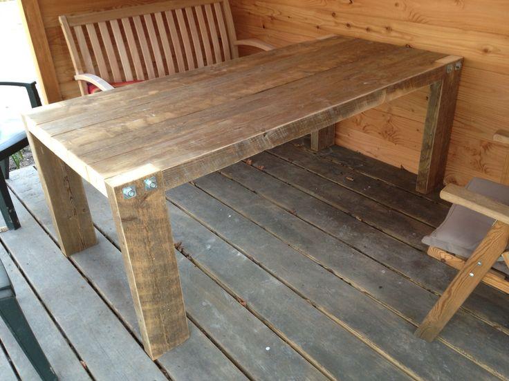 outdoor table floor