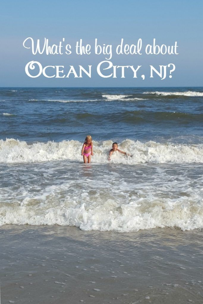 What To Do In Ocean City, New Jersey - Traveling Family Blog
