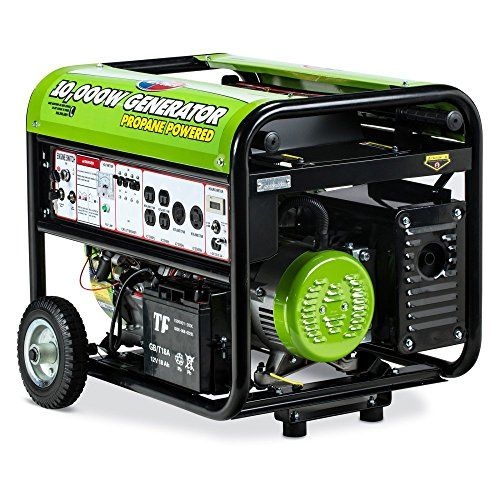 All Power America 10000W Propane Generator *** You can get more details by clicking on the image. Note: It's an affiliate link to Amazon
