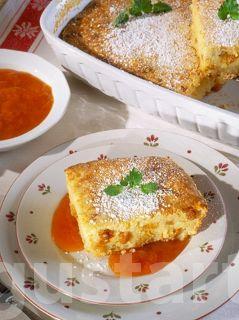 Receptek Lajos Mari konyhájából - Mazsolás rizsfelfújt, avagy rizskoch