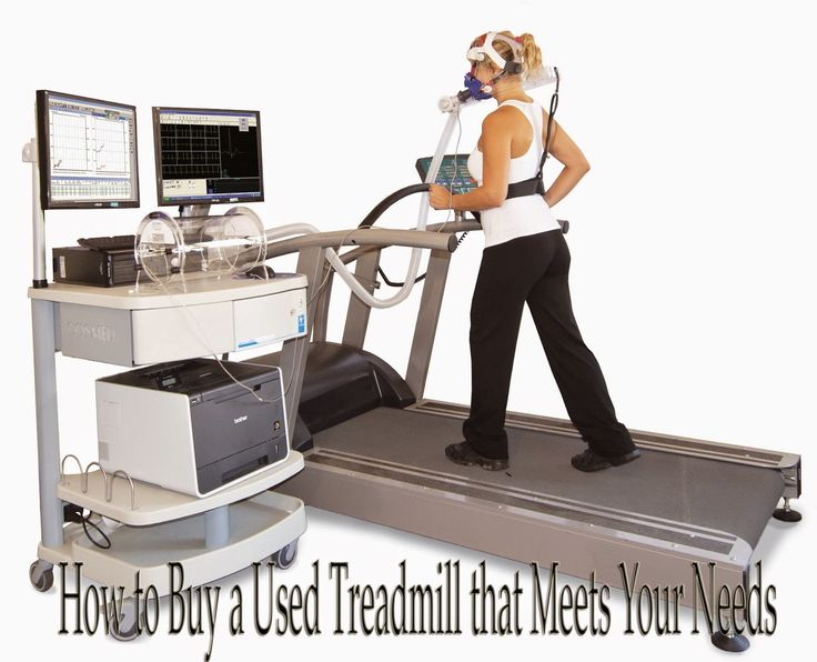 How To A Used Treadmill Is One Of The Questions People May Have In Mind
