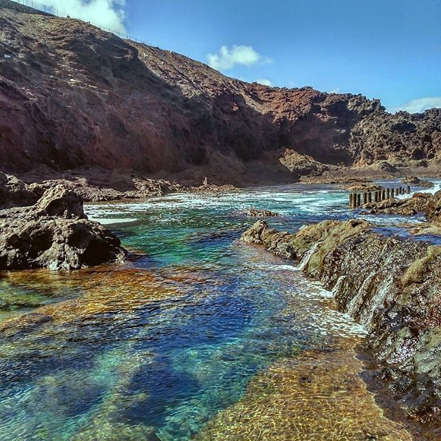 Have You Discovered Volcanic Natural Pools In Gran Canaria Yet
