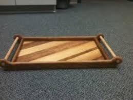 Nice timber tray pattern