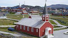 Vor Frelser Kirke (Godthåb) i Grønlands Stift