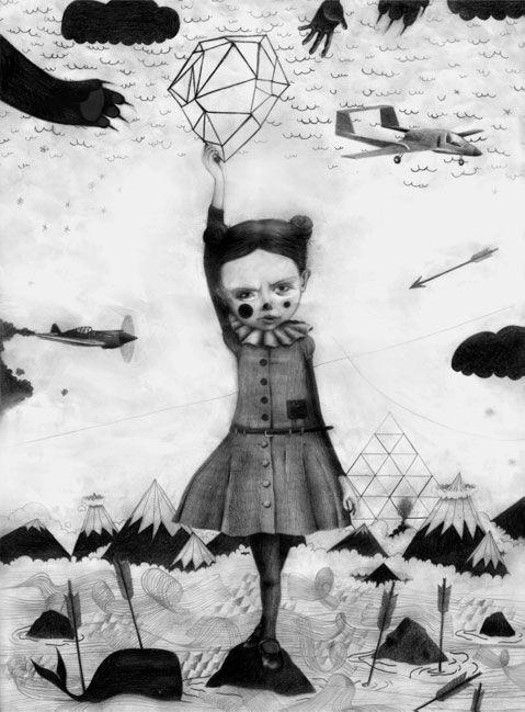 Cute With an Edge - Artist Jonas Löfgren (10 Total) - My Modern Metropolis