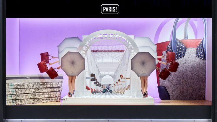 News - Christian Louboutin Online - Le Bon Marché All the Way!