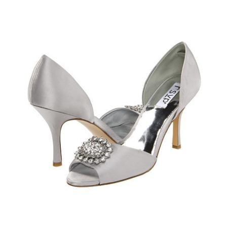 rsvp Desi Women's Bridal Shoes - Silver