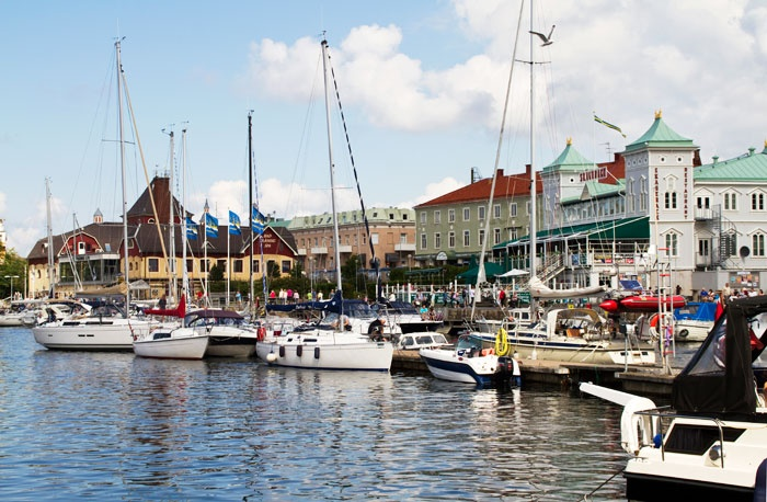 Strömstad, Bohuslän, Sweden