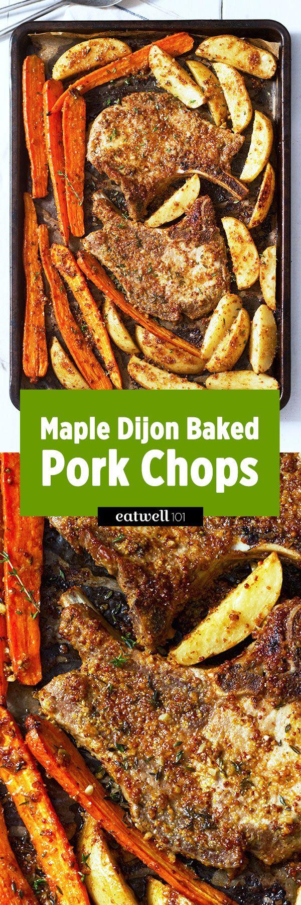 25+ Best Ideas About Baked Pork Chops On Pinterest  Easy Pork Chop  Recipes, Easy Baked Pork Chops And Oven Baked Pork Chops