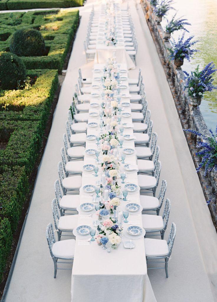 Glamorous Summer Destination Wedding at a Portugal Palace
