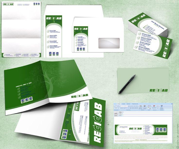 Imagen Corporativa de Recicab
