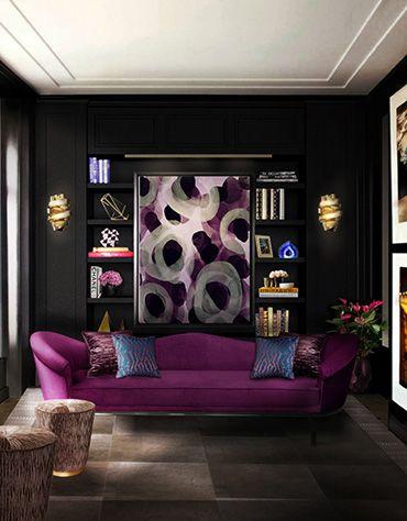 COLETTE Sofa byKOKET;