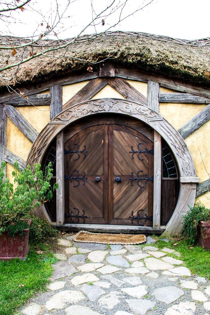 25 best ideas about hobbit door on pinterest gnome door for Idea behind fairy doors