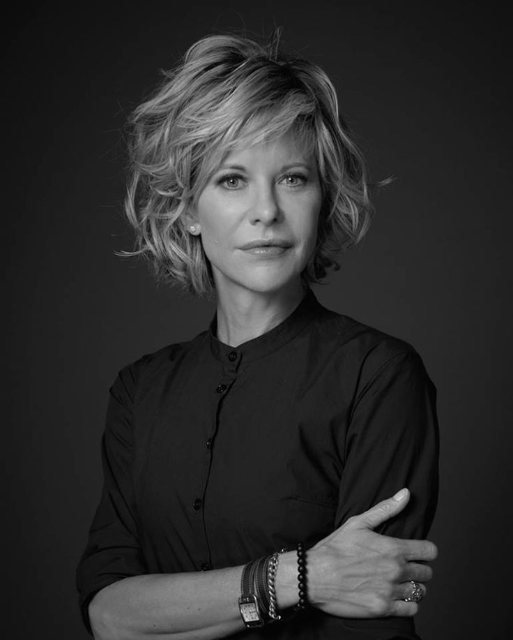 """I heard that chivalry was dead, but I think it's just got a bad flu."" –Meg Ryan, who turns 54 today"