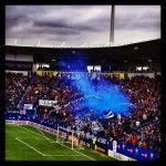 Et c'est le buuuuut! @Impact de Montréal #montreal #quebec #soccer #sport #bleu #instagram merci @Videotron