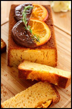 ホットケーキミックスでオレンジのパウンドケーキ by 山本リコピンさん ...