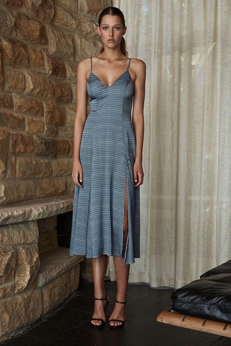 Shona Joy - Misty Cocktail Slip Dress