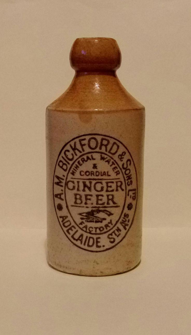 A.M.Bickford & Sons Adelaide Bendigo Pottery