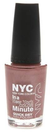 NYC In a NY Minute Quick Dry Nail Polish