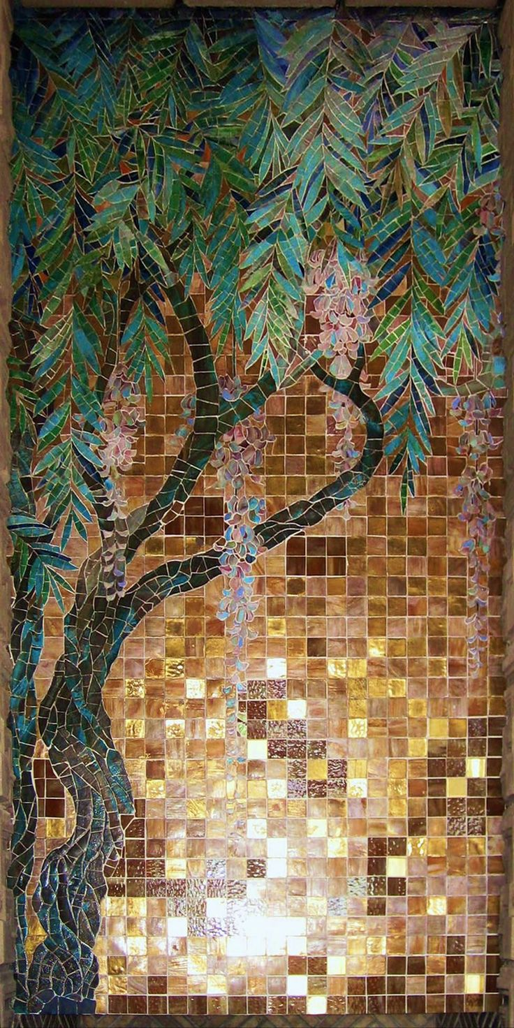 thats too fuckin good to be anything other than some skinny quickly darting back and forth mad mosaic craftsmans work: mosaic wall decor