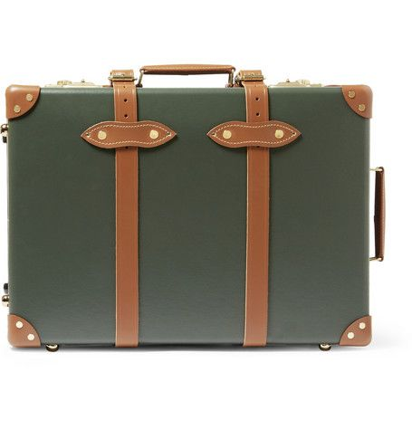 Globe-Trotter carry-on case