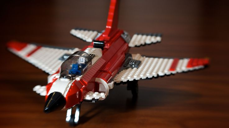 70 best lego aircrafts images on pinterest lego plane - Lego sonic boom ...
