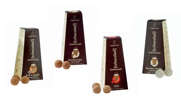 Coppeneur Hot Chocolate