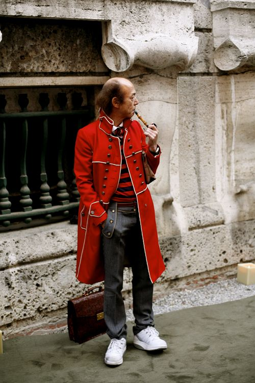 The Eccentric « The Sartorialist