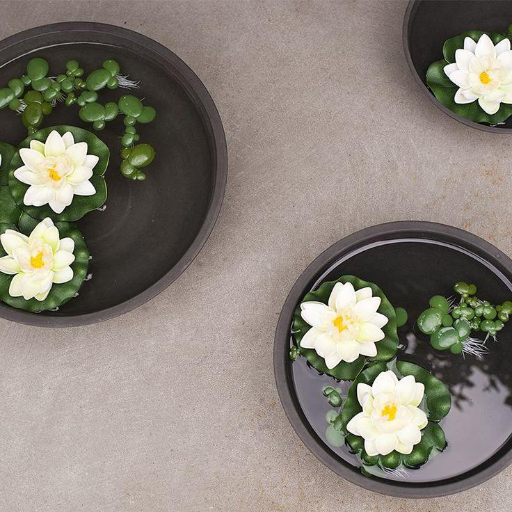 #Martes de #Flores  en www.morph.com.ar   #Deco #decoración #flowers #Loto #Relax #Paz #Zen #casa #Design #Agua #Diseño #Interiorismo #EspaciosMorph
