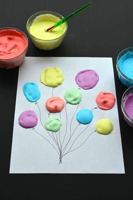 Peinture 3d une recette 15 id es de peinture faire for Les idees de zoe