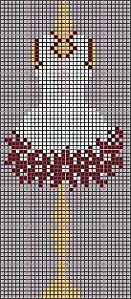 grille-mannequin-aux-fleurs