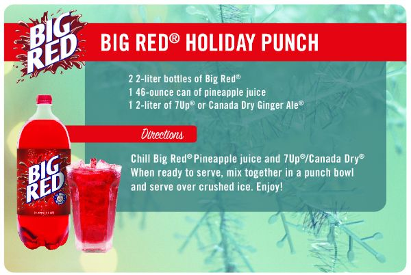 Big Red Punch Recipe