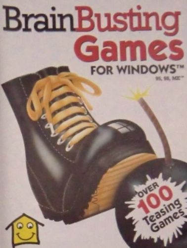 Details about Brain Busting Games [Windows 98 PC CD-ROM] Over 100