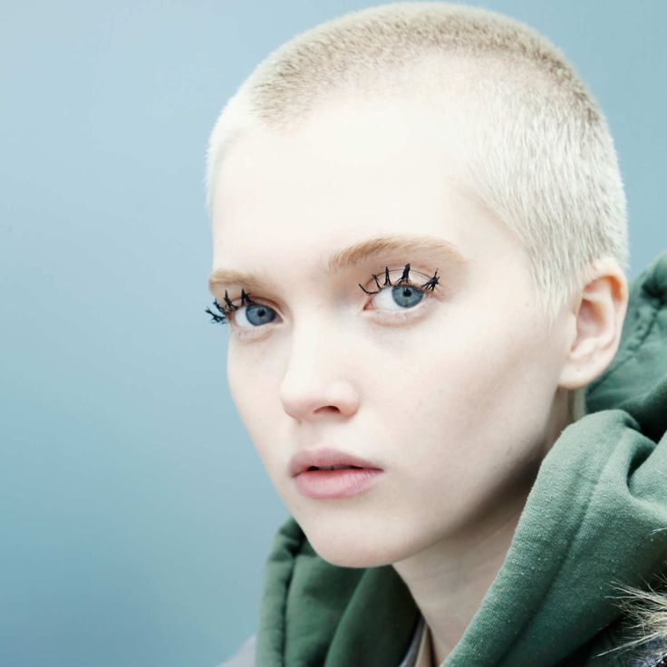 Wait, Maybe Clumpy Lashes Are a Good Idea