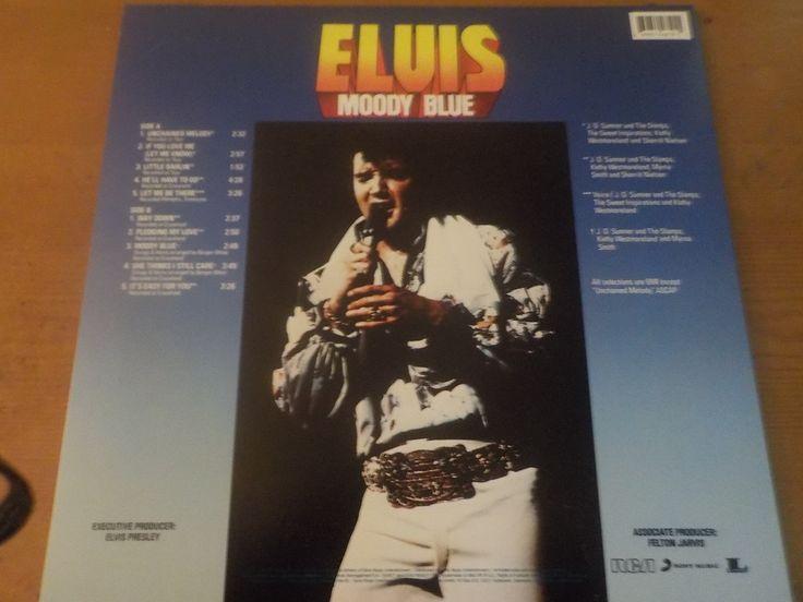 Last record of Elvis