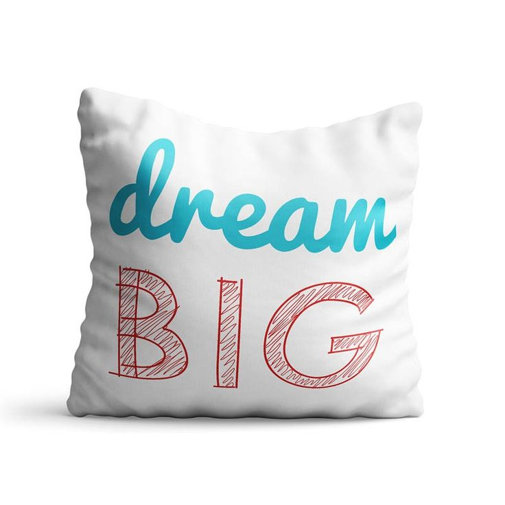 Perna decorativa Dream Big