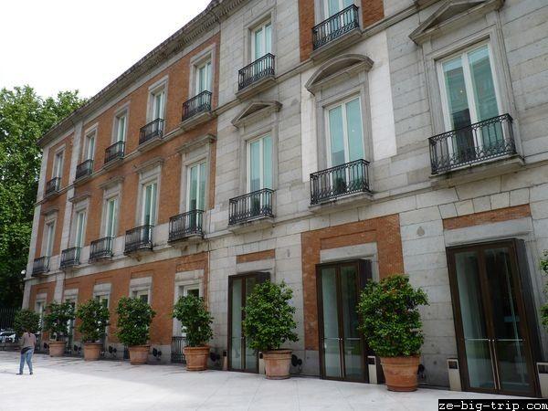 Museo Thyssen-Bornemisza Madrid                                                                                                                                                                                 Más