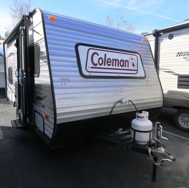 11995 2016 Dutchmen Coleman CTS15BHWE for sale   Santa Clarita  CA    RVT com. 89 best Glamping images on Pinterest   Glamping  Travel trailers