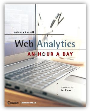 Web Analytics: An Hour A Day is the first book by an in the trenches practitioner of web analytics. It provides a unique insiders perspective of the challenges and opportunities that Web Analytics presents to each person in your organization that touches the web.