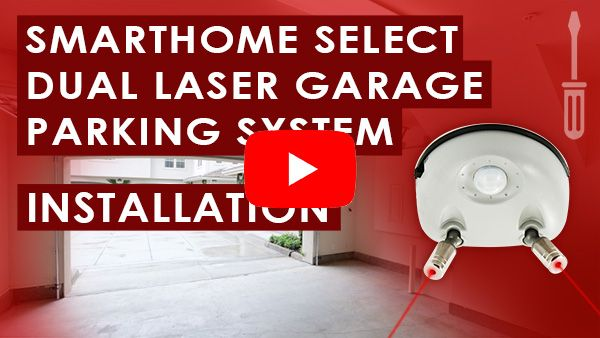 The Garage Parking System From Smarthome Is Something You Can T Pass Up Learn How To Install The Smart Parking System Smart Home Installation Parking Garage