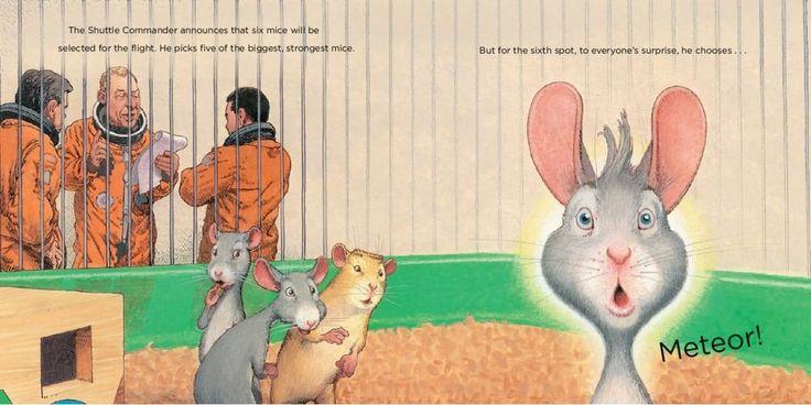 Mousetronaut: Based on a (Partially) True Story (Paula Wiseman Books): Mark Kelly, C. F. Payne: 8601421453004: Amazon.com: Books