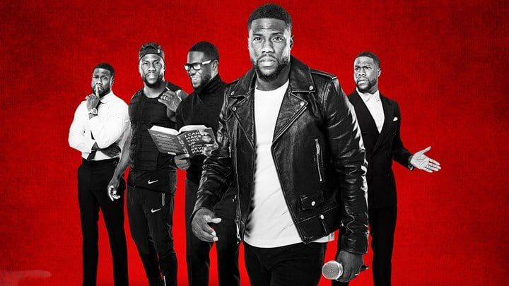 Kevin Hart: The Irresponsible Tour at the U.S. Cellular Center - The Party Fixx Company