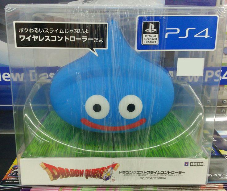 Controleur Dragon Quest pour console Sony PS4 / NEUF / Import Japon