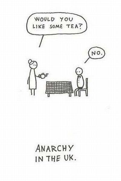 anarchy in the UK!