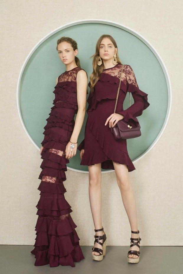 O Resort 2017 de Elie Saab - Fashionismo