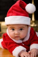 Christmas themed baby names!